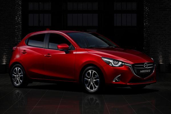 Mazda 2 externo