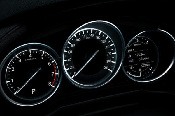 Mazda 6 - Interior 04
